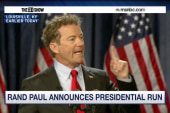 Rand Paul kicks off presidential run