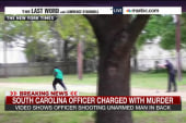 Deadly SC cop shooting caught on camera