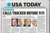Gov't. phone tracking began pre-9/11: report