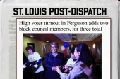 Ferguson elects two African-Americans to...