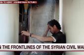 Filmmaker captures frontlines of Syrian...