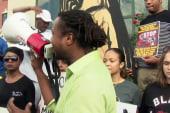 Demonstrations held in North Charleston