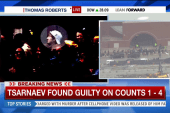 Boston bomber guilty on first four counts