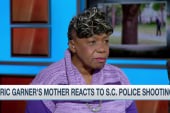 Eric Garner's mother on SC police shooting