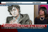 Guilty verdict in Boston Bombing Trial