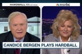 Candice Bergen plays Hardball