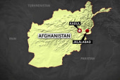 One US troop killed, 7 wounded in Afghanistan