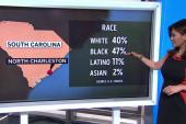 A racial breakdown of North Charleston