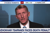 Boston police commissioner on death penalty