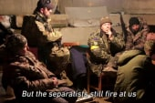Vocativ travels to front lines in Ukraine