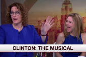 Why Republicans, Dems love 'Clinton' musical