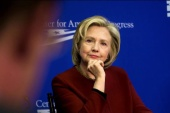 Clinton to play it small in announcement