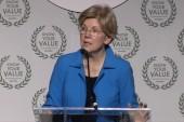 Sen. Warren: Women can build a better America