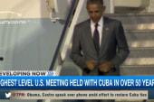 Obama, Castro arrive for historic summit