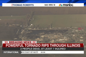 2nd person confirmed killed in IL tornadoes