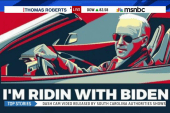 Why are some Americans 'ridin' with Biden'?