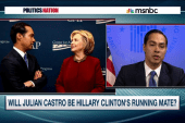 Rev. Sharpton's one-on-one with Julian Castro