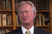 Lincoln Chafee gets grilled on the issues