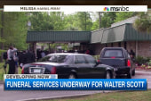 Walter Scott laid to rest in South Carolina