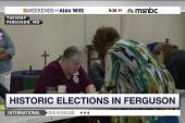 Municipal elections held in Ferguson
