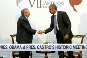 Dramatic step in US-Cuba relations