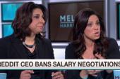 Reddit CEO bans salary negotiations