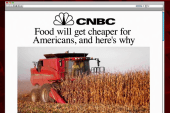 US food prices drop 'aggressively'