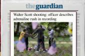 Cop in SC shooting describes adrenaline rush