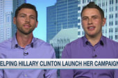 Meet the stars from Hillary's campaign video
