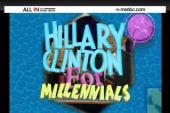 Hillary Clinton for Millennials