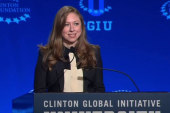 Chelsea Clinton takes 'active role' in 2016