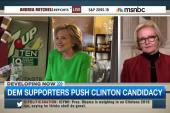 Dem senator: I'm ready for Hillary