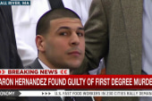 Fmr NFL star Aaron Hernandez guilty of murder