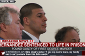 Hernandez sentenced to life in prison