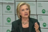 Hillary Clinton shifts on same-sex marriage