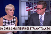 Mika: Bridgegate has made Christie better