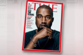 Kanye, Ginsburg, Putin make 2015 Time 100...