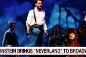 'Finding Neverland' makes Broadway debut