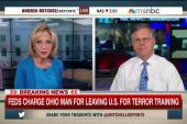 Feds charge Syria-bound Ohio man