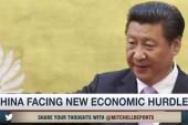 China faces new economic hurdles