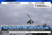 Gyrocopter proves security issue for DC