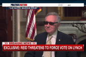 Will Sen. Harry Reid force a vote?