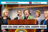 Reid: Women make Senate a 'better place'