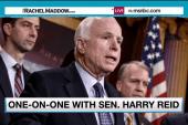 That time John McCain 'threatened' Harry Reid