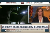 UN hears accounts of Syria chlorine attack