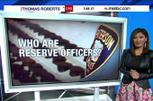 Who are America's reserve officers?