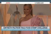 Gwyneth Paltrow admits failure on food stamps