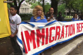 Lives in limbo over immigration case