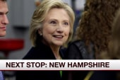 Clinton kicks off second swing of campaign