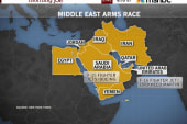US arms sales surge due to Mideast conflicts